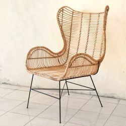 Angelica Rattan Iron